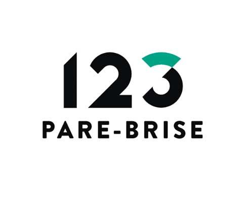 logo 123parebrise